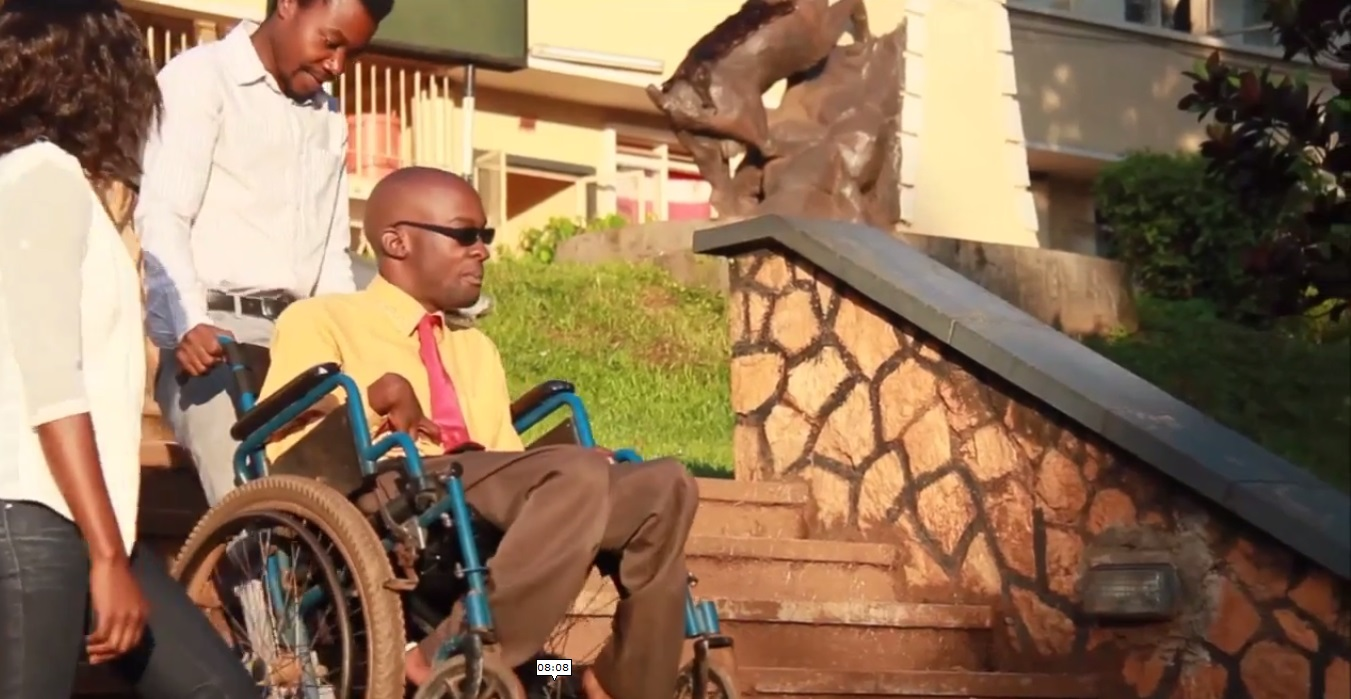 A day in Life of a disabled