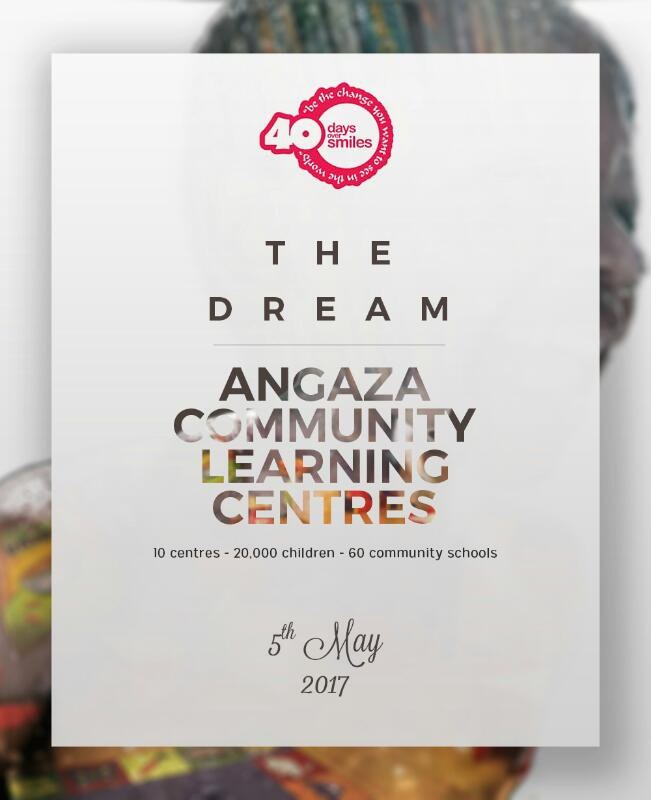 Anganza Education Project; the hope for the less privileged Children