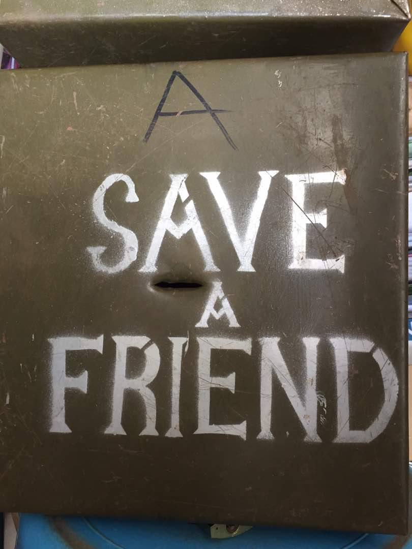 SAVE A BUDDY GUILD CAMPAIGN.