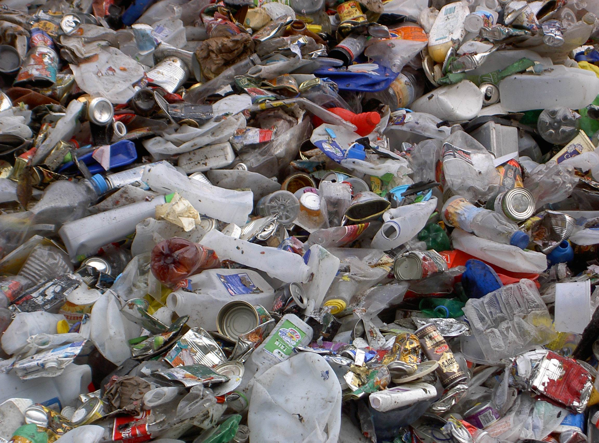 Waste recycling a new way of conserving the environment