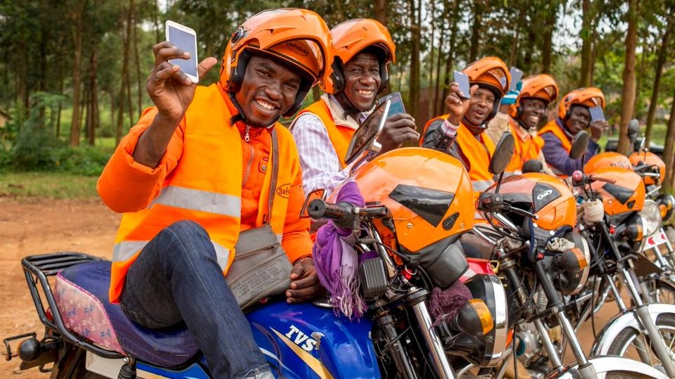 SafeBoda Making Travel Easier, Cheaper, Safer
