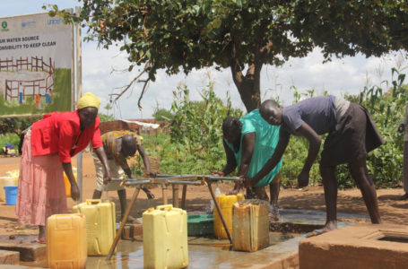 Solar Powered Water Projects Solve Clean Water Crisis In Bidibidi Refugee Settlement