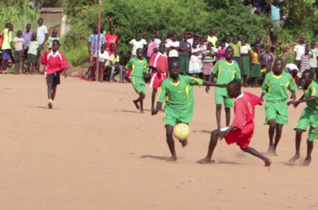 Sports Unites Refugees From Diverse Backgrounds In Bidibidi Settlement Camp